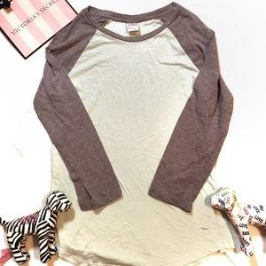 +buy2get1+ Victoria Secret long sleeve